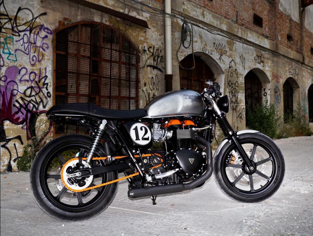 side number plates   triumph forum triumph rat motorcycle