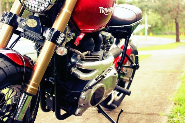 Triumph Mad Max by Mean Machines Customs 04