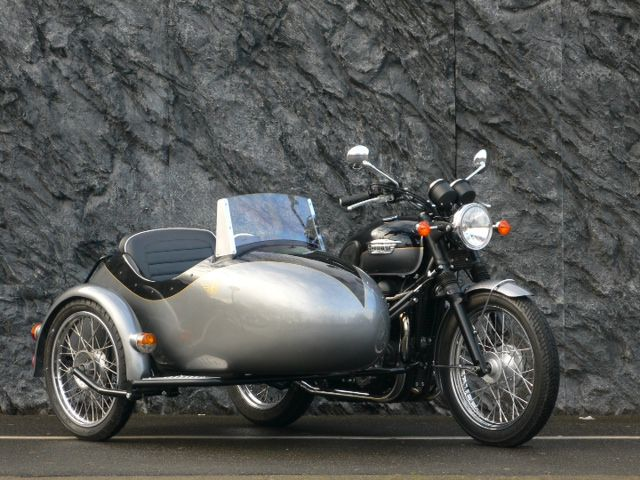 Side Car Pour Triumph Thunderbird