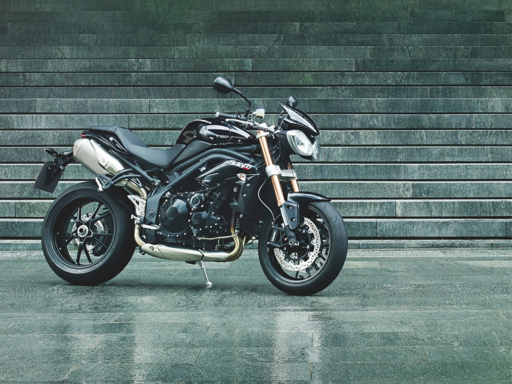 Speed Triple 7